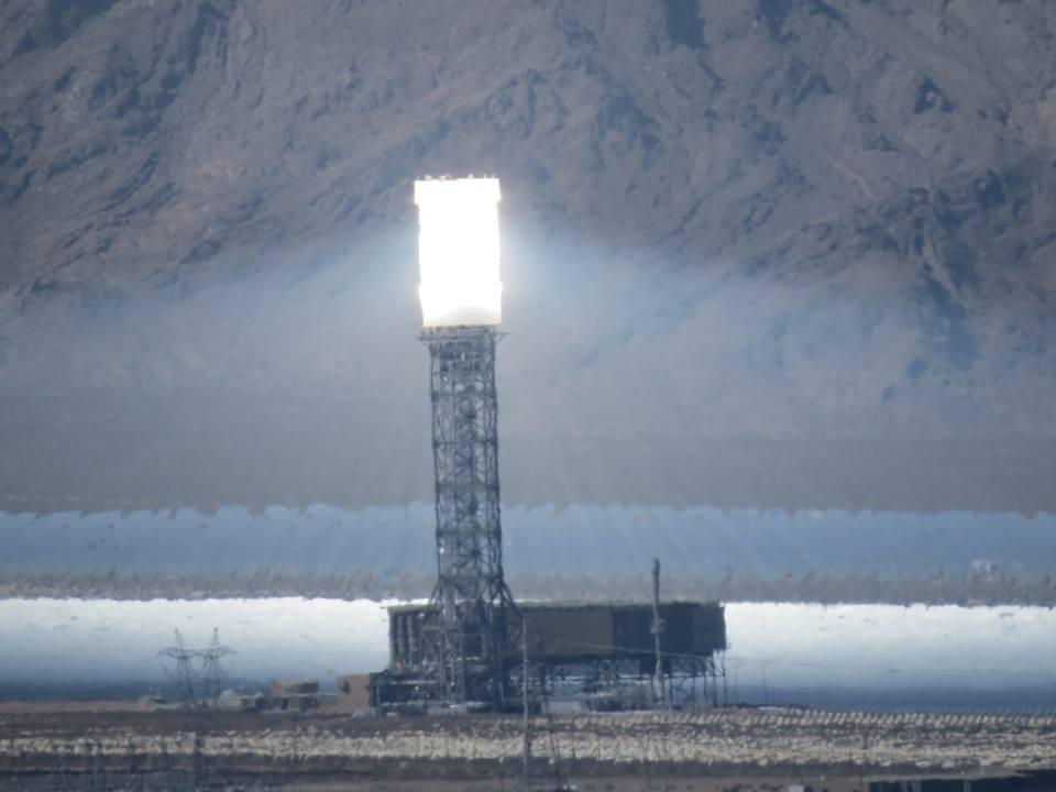 Ivanpah Solar Compliance