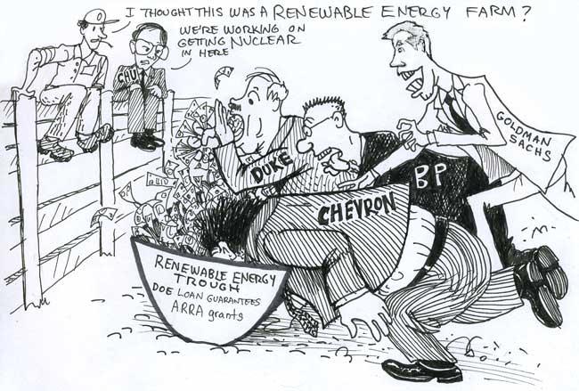 Renewable Energy News California Nevada